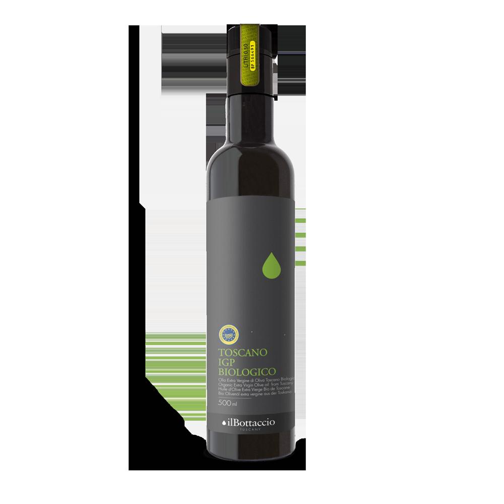 Olio Extravergine Toscano IGP Biologico