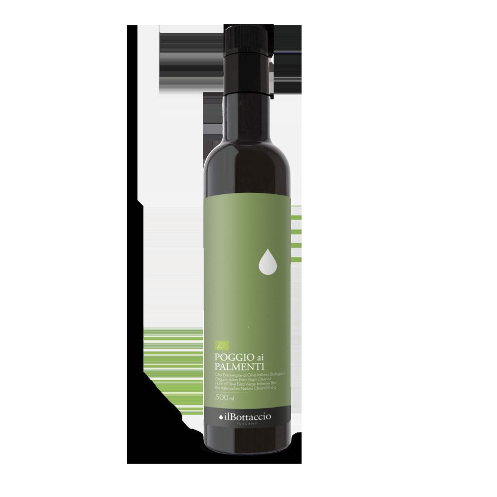 Olio extravergine Toscano Biologico